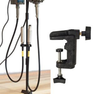 Double Motor Hanger with Mounting Clamp