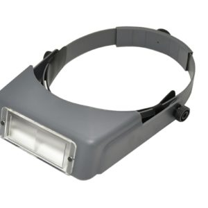 Sight Booster Deluxe Headband Magnifier,