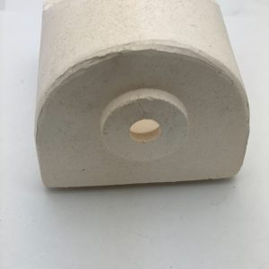 CRUCIBLE FOR CENTRIFUGAL CASTING 81X92X74 GR.1400